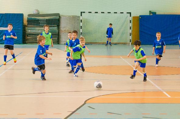 Strój do gry w piłkę nożną