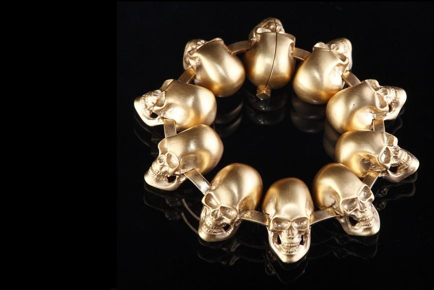 Straszna czaszka