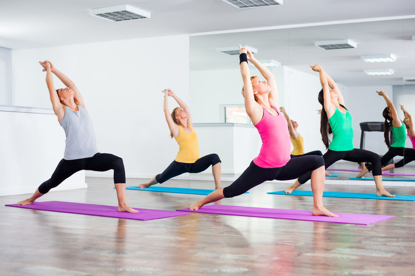 Na co działa konkretna joga?